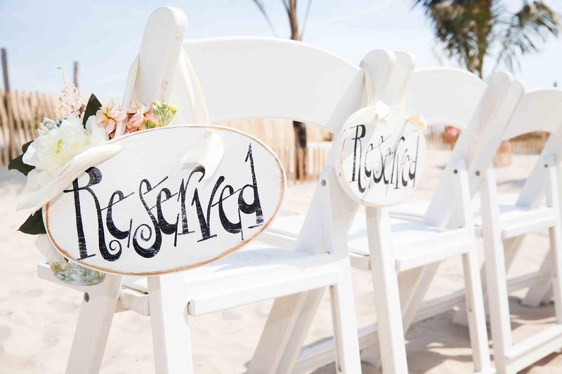 Sea Shell Beach Club New Jersey Weddings