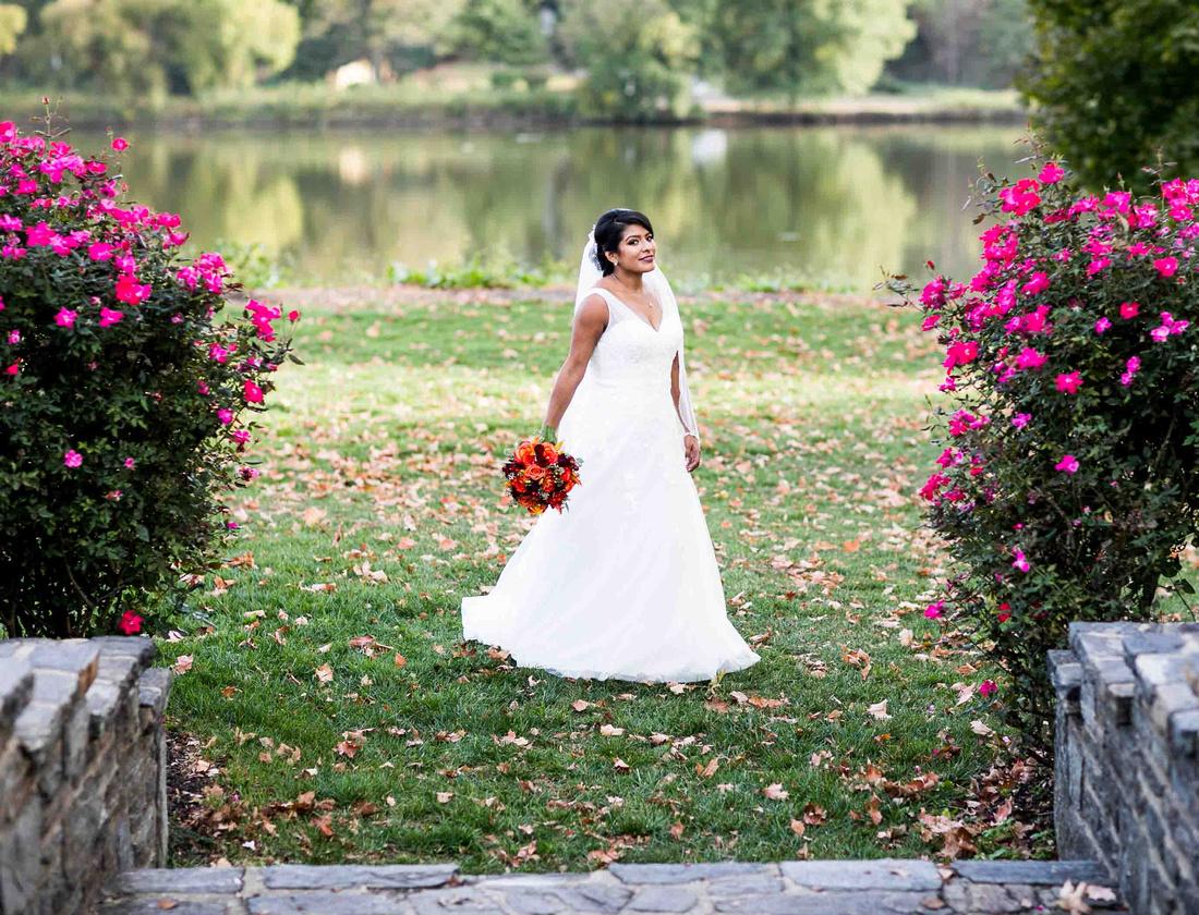 Camden County Boat House weddings