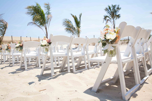 Sea Shell Beach Club New Jersey Weddings Long Beach Island