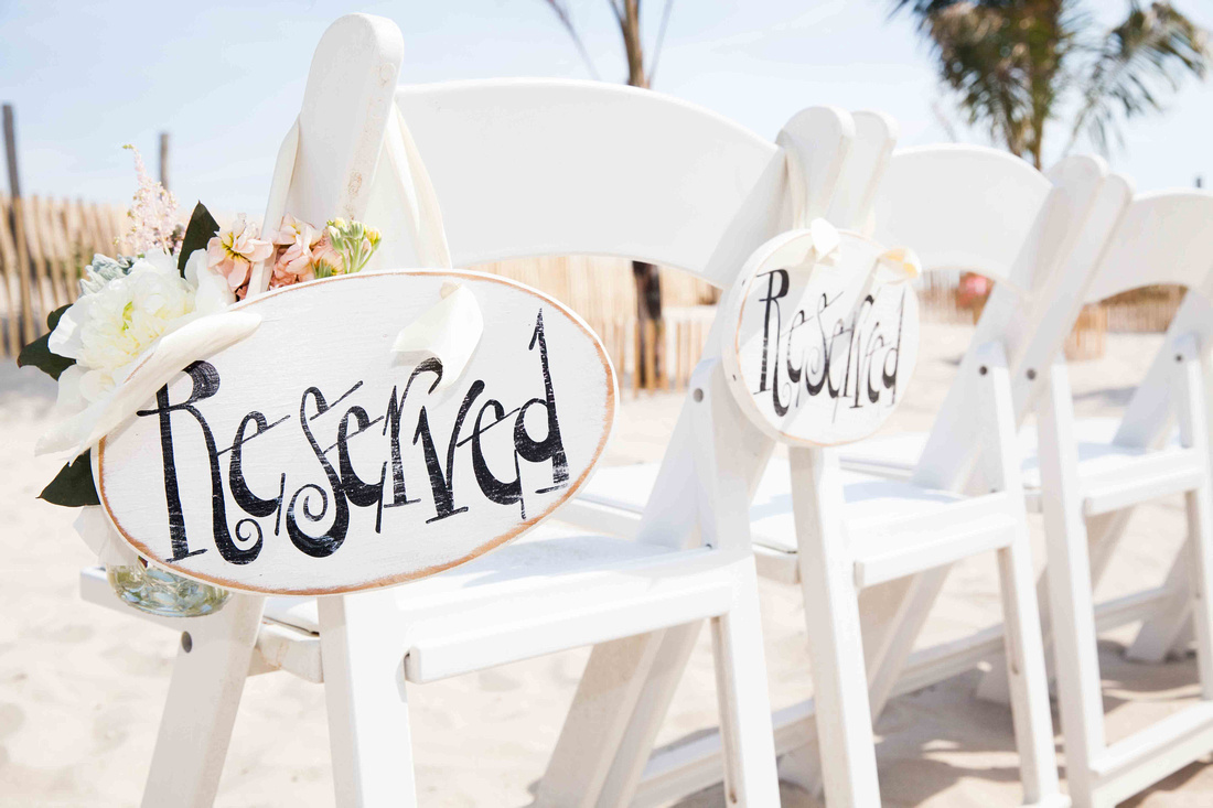 Sea Shell Beach Club New Jersey Weddings