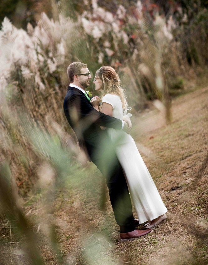 Wedding photo's at the Eagle Manor